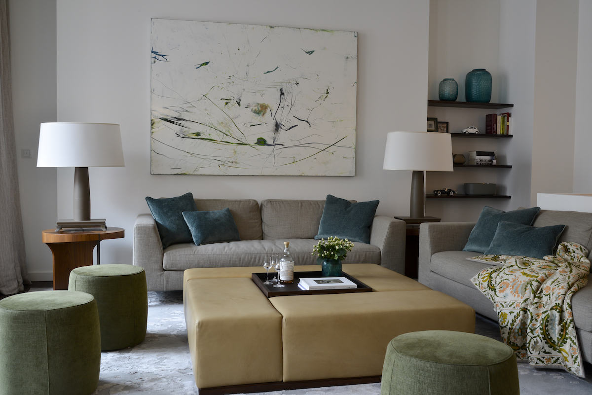 Ina Kloss Design, Wohnung in Berlin Header