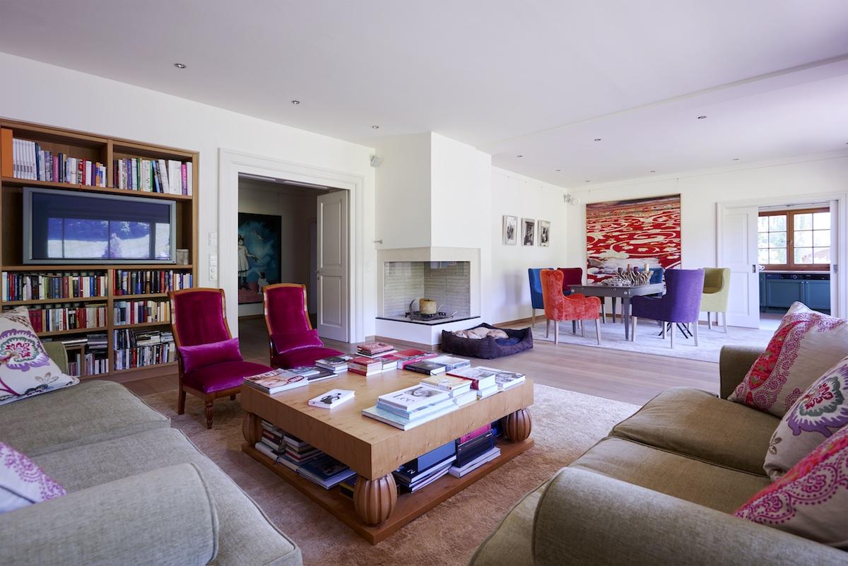 INA KLOSS design Wohnung Kitzbühel 002